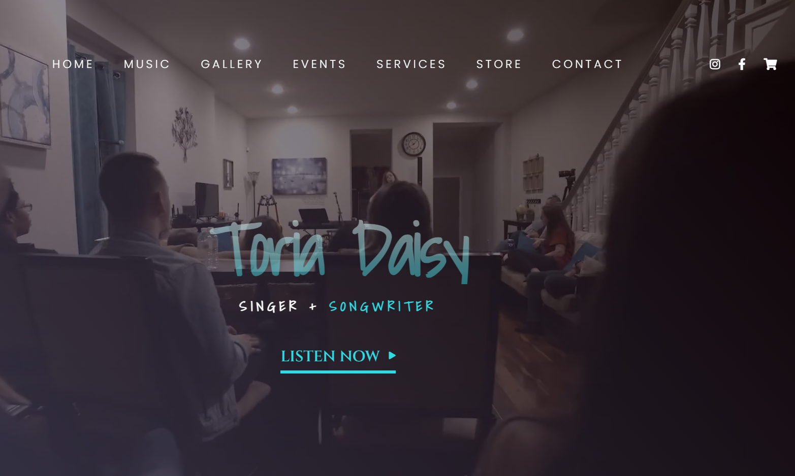 toriadaisy_website